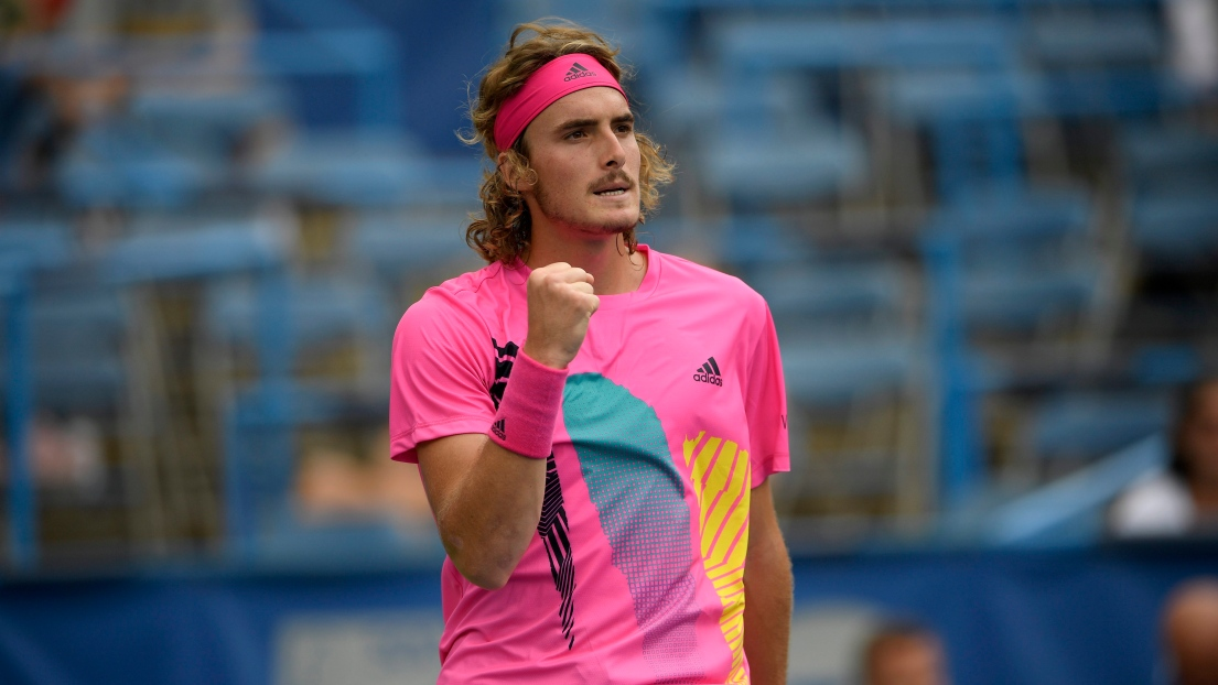 Tsitsipas surprend Goffin à Washington