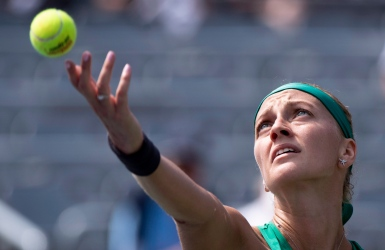 Coupe Fed : Kvitova incertaine pour la finale