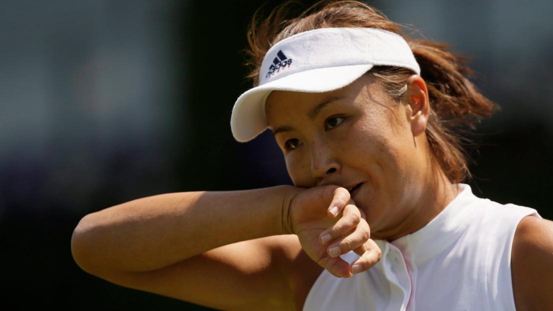Shuai Peng suspendue pour avoir tenté d'acheter sa partenaire de double
