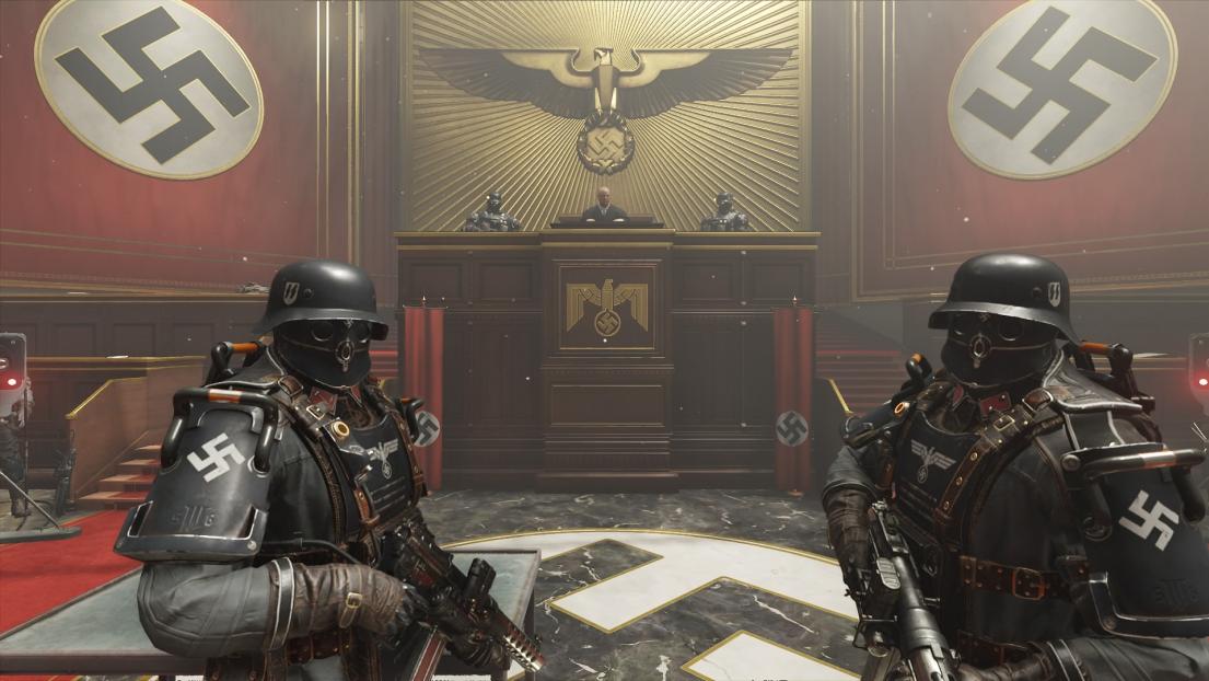Jeux vidéo nazi