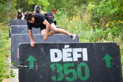 Le DÉFI 350