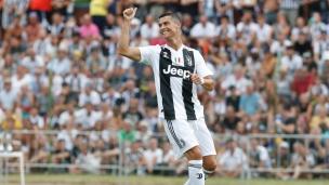 Ronaldo marque 2 fois en match amical