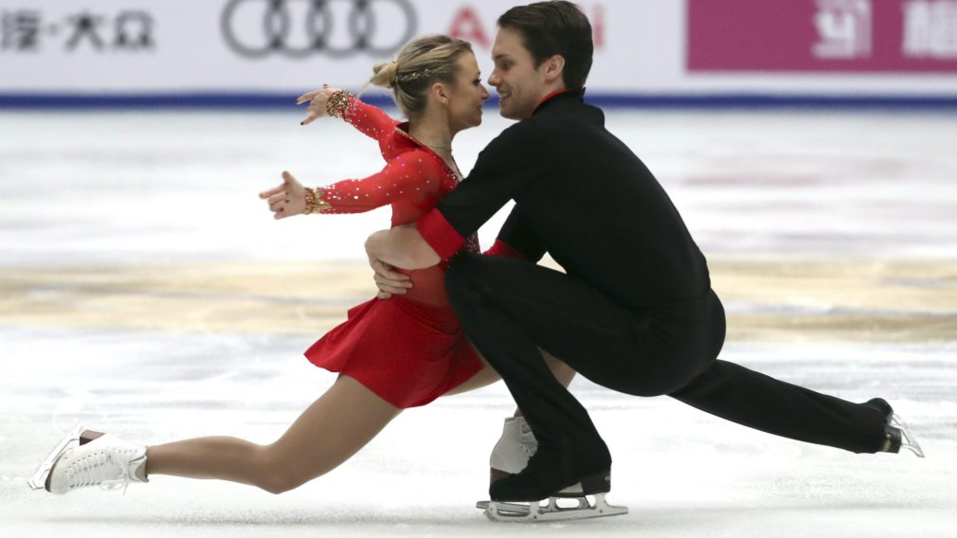 Kirsten Moore-Towers et Michael Marinaro