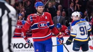 Top-5: Buts de Shea Weber avec les Canadiens
