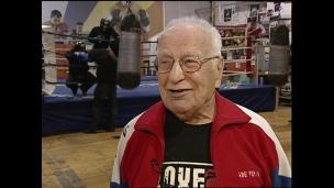 Bon 99e anniversaire Monsieur Pervin