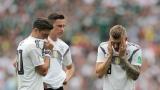 Mesut Ozil, Julian Draxler et Toni Kroos