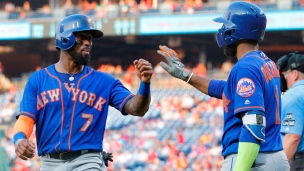 Mets 24 - Phillies 4 (1er match)