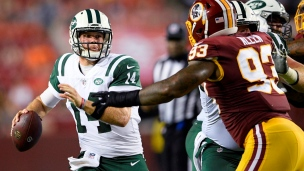 Jets 13 - Redskins 15