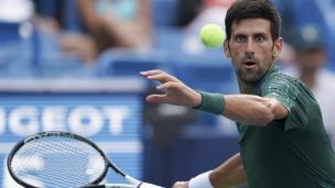 Djokovic a encore le dessus sur Raonic