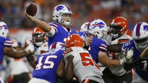 Bills 19 - Browns 17