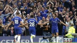 Chelsea 3 - Arsenal 2