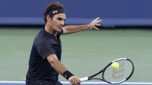 Roger Federer passe en finale à Cincinnati