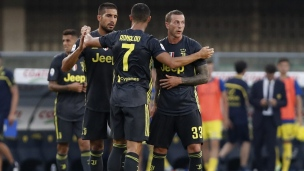 Chievo Verone 2 - Juventus 3