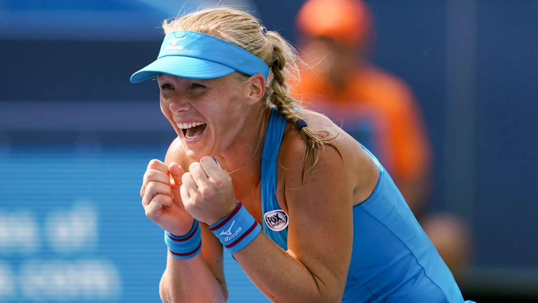 WTA - Cincinnati: Bertens stoppe Kvitova et se qualifie pour la finale