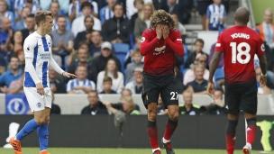 Brighton 3 - Manchester United 2