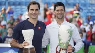 Djokovic remporte le tournoi de Cincinnati