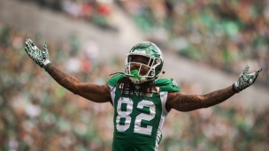 Stampeders 27 - Roughriders 40