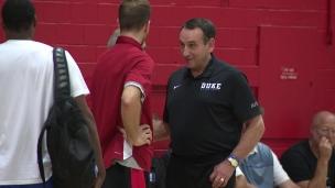 Coach K : près de 40 ans à la barre de Duke
