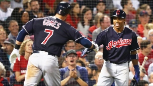 Indians 6 - Red Sox 3