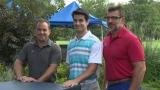Geoff Molson, Max Pacioretty et Marc Bergevin