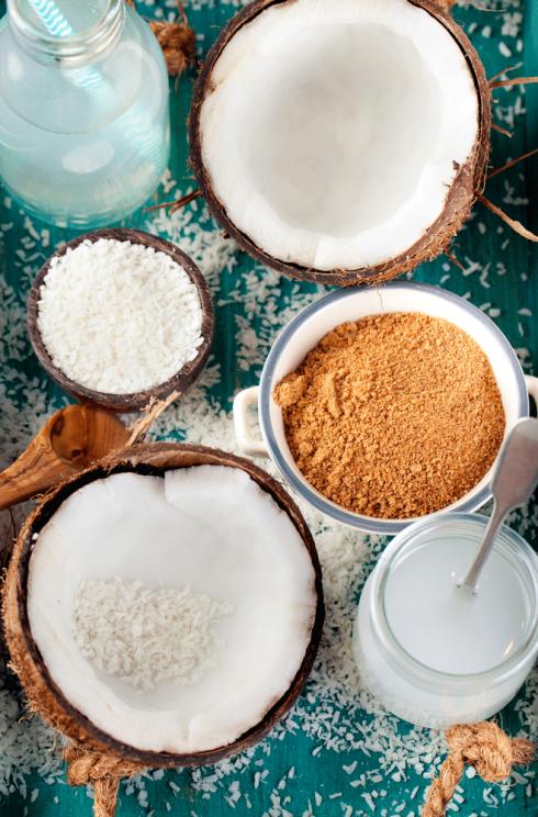 En Forme : sucre de coco 2