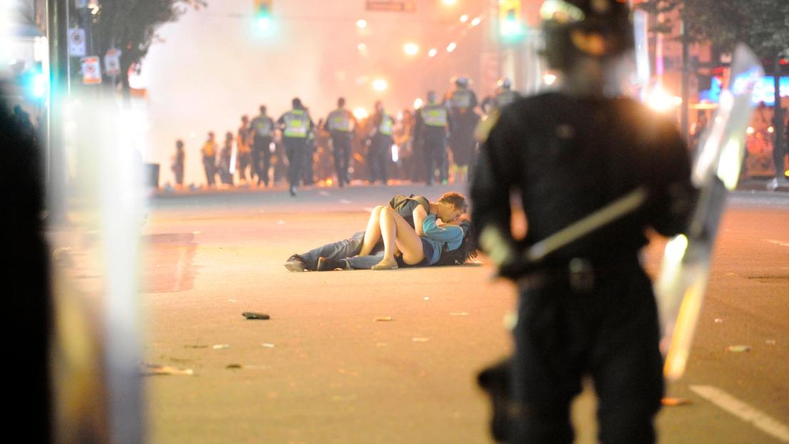 Émeutes de Vancouver