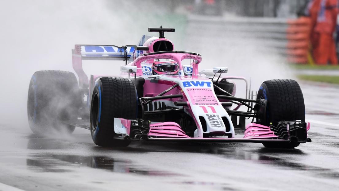 Crash spectaculaire lors des essais libres du GP d'Italie