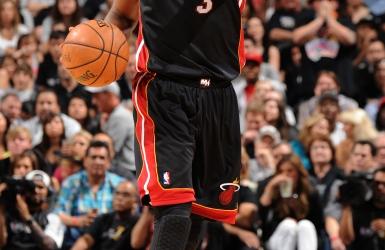 Wade reste fid�le au Heat