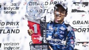 Indycar : De la casse dès le départ à Portland