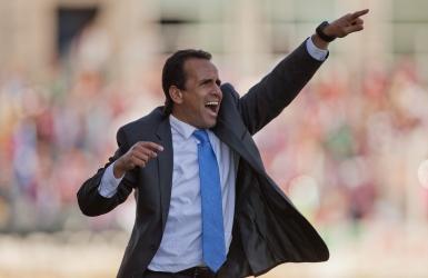 Oscar Pareja entraîneur de l'année