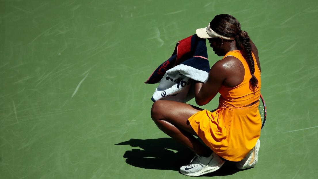 Sevastova franchit le cap des quarts — US Open