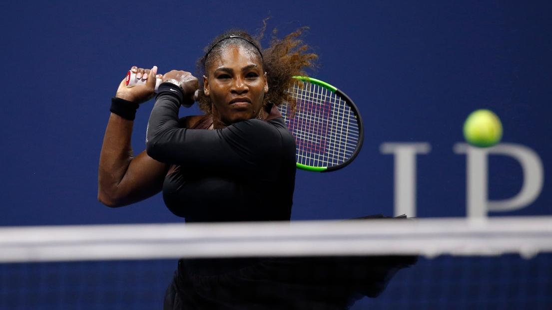Tennis: Naomi Osaka, d'origine haïtienne, en demi finale de l'US OPEN