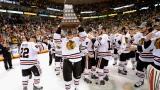 Les Blackhawks de Chicago