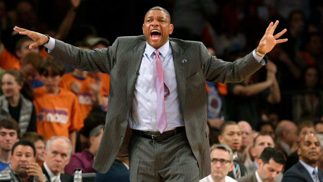 NBA : les Clippers ont congédié leur entraîneur-chef Doc Rivers