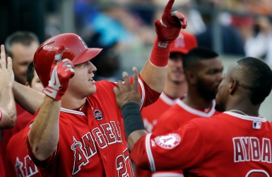 Mike Trout ou Mookie Betts comme MVP?