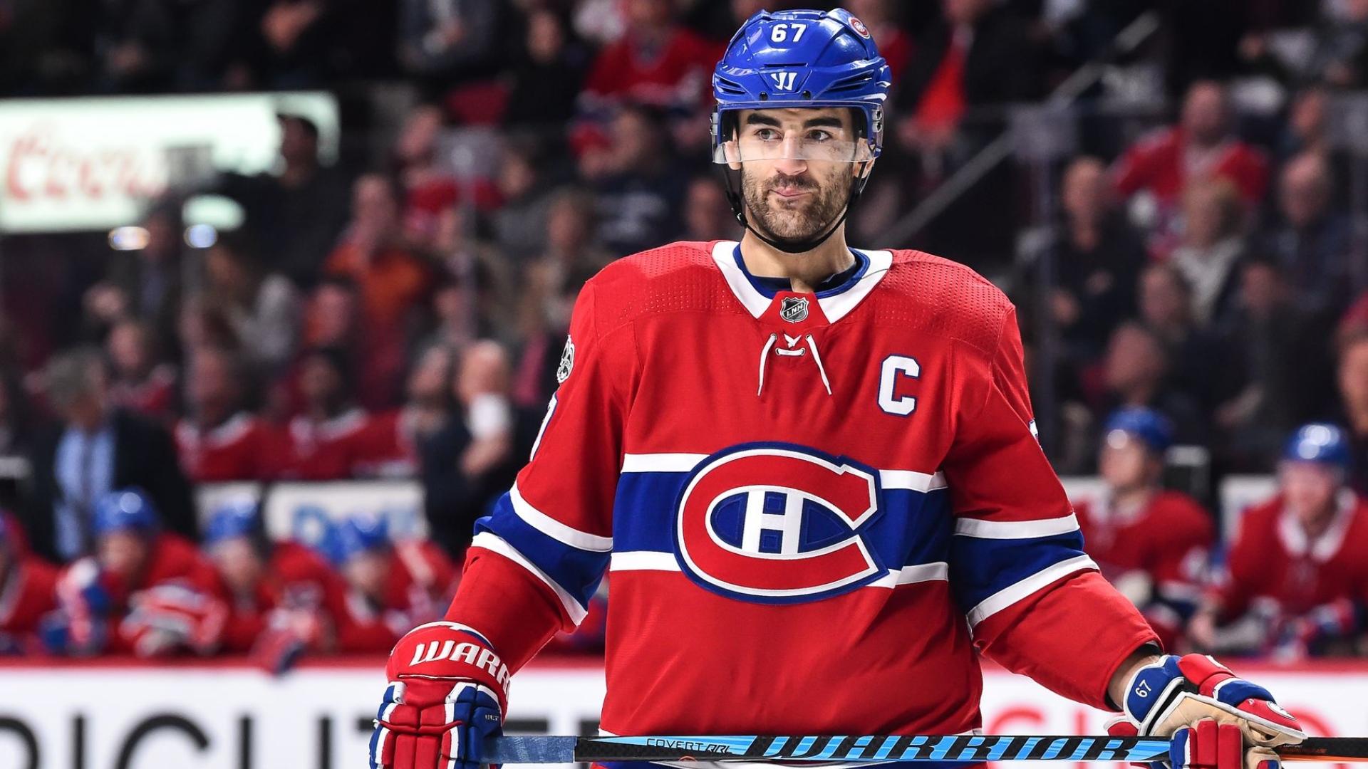 L'ex-capitaine du Canadien, Max Pacioretty