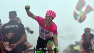 Victoire émotive de Woods à la Vuelta