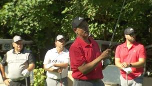 Challenge de golf : le plus long coup