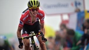 Vuelta: Simon Yates prend une sérieuse avance