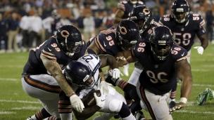 Seahawks 17 - Bears 24