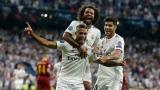 Le Real Madrid célèbre