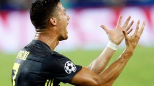 Pas le retour en Espagne souhaité pour Ronaldo