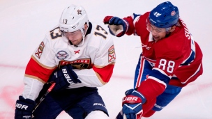 Panthers 5 - Canadiens 2