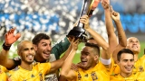 Tigres UANL célèbre sa victoire