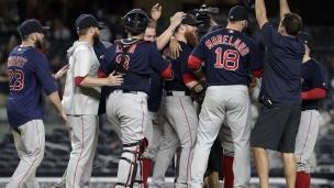 Les Red Sox confirment leur première place dans l'Est!