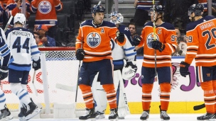 Jets 3 - Oilers 7