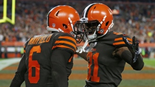 Jets 17 - Browns 21