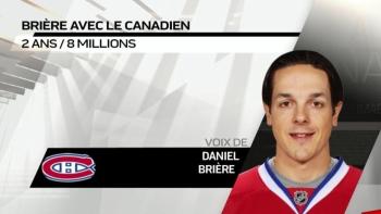 « J'ai toujours rêvé de jouer pour le Canadien »