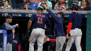 Red Sox 7 - Indians 5