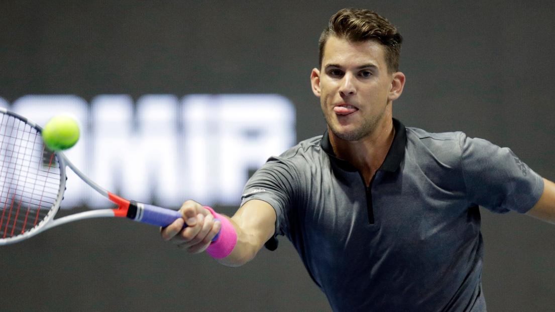 Tennis: Wawrinka stoppé par Klizan en Russie
